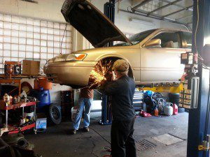 Low Cost Vehicle Repair Program
